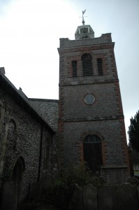 St Peter and St Pauls Church, Fareham